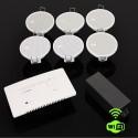 Kb Sound In-Wall Soundaround Wi-Fi 2,5 (ZES8) - Bluetooth, Wi-Fi