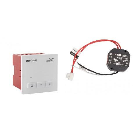 KB Sound Audio Control Unit Jednostka Sterująca In-Wall Biały 09203