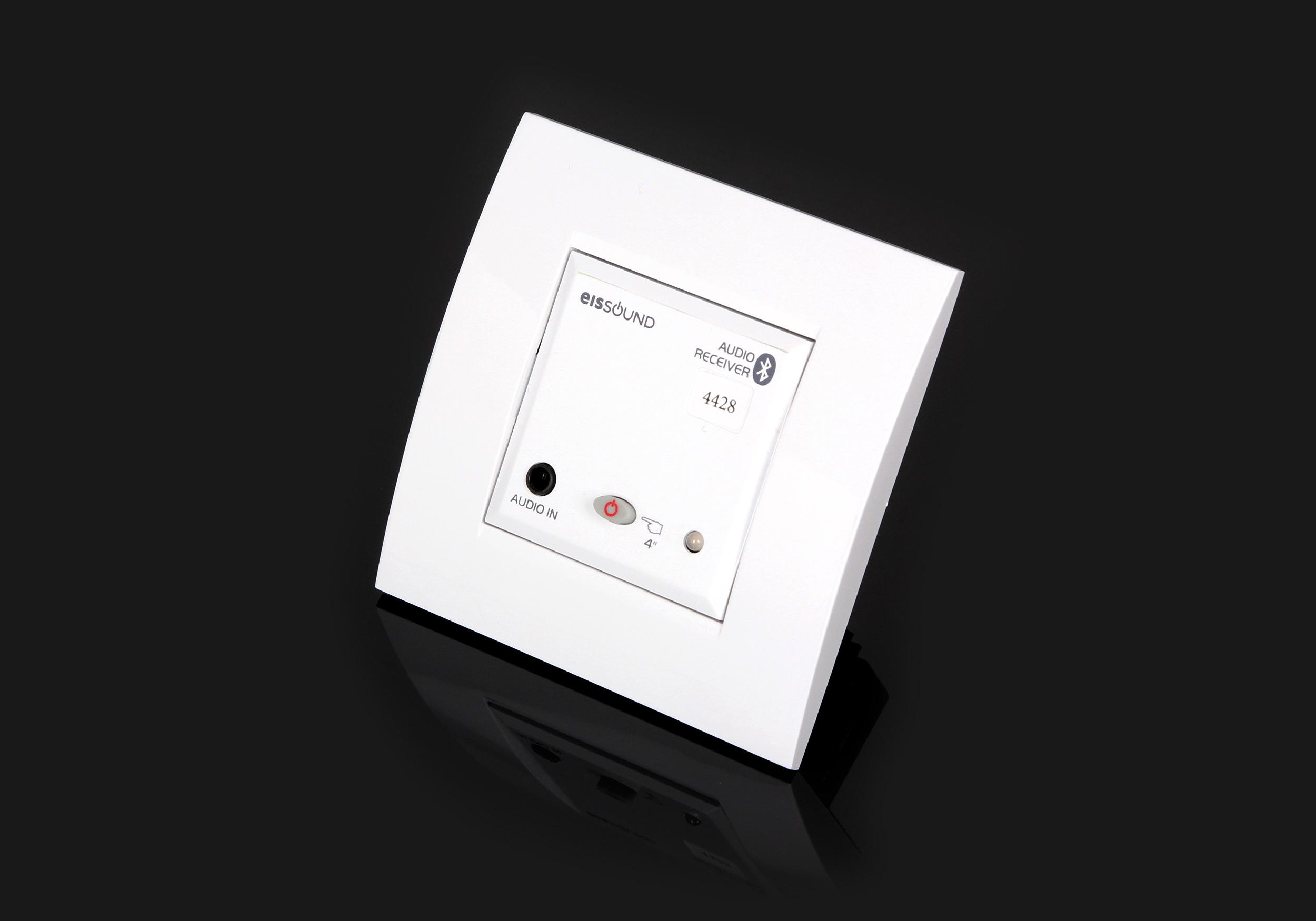 Jednostka centralna nagłośnienia Bluetooth do łazienki Eis Sound