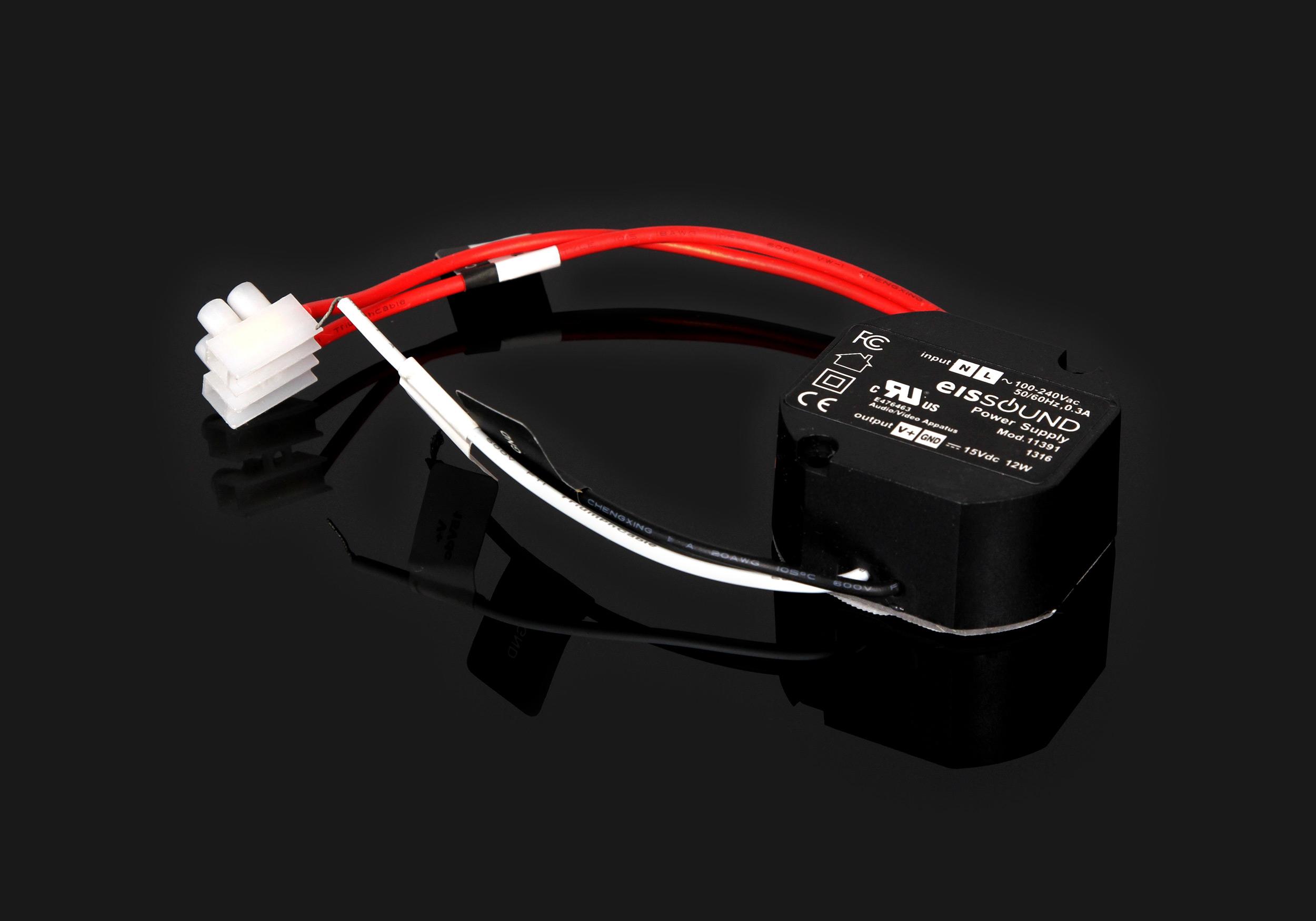 Zasilacz do nagłośnienia Bluetooth In-Wall marki Eis Sound