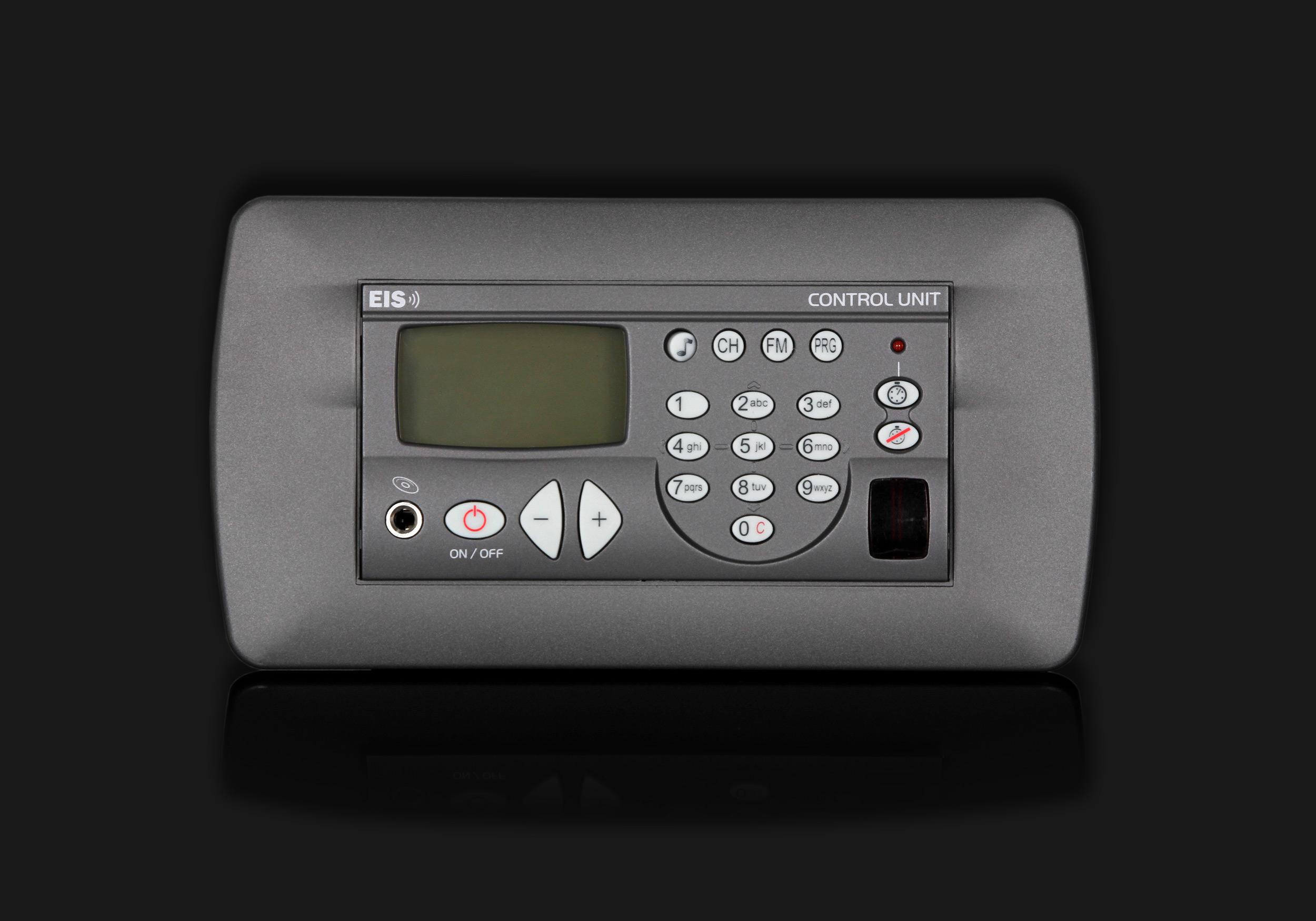 Czarna ramka ozdobna do radia kuchennego KB Sound Premium