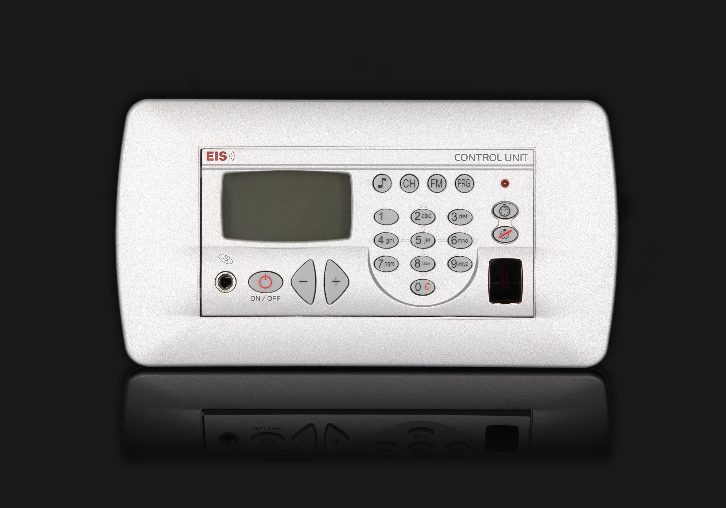 Srebrna ramka ozdobna do radia kuchennego KB Sound Premium