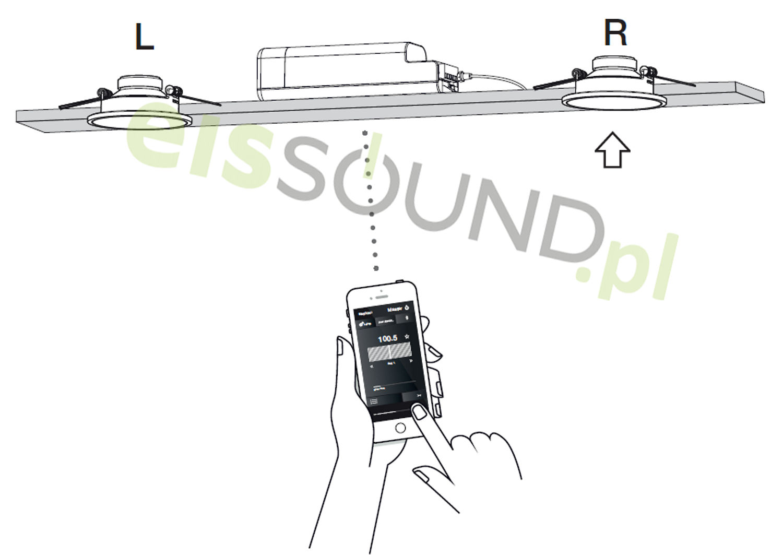 aplikacja sterująca radiem KB Sound Select BT