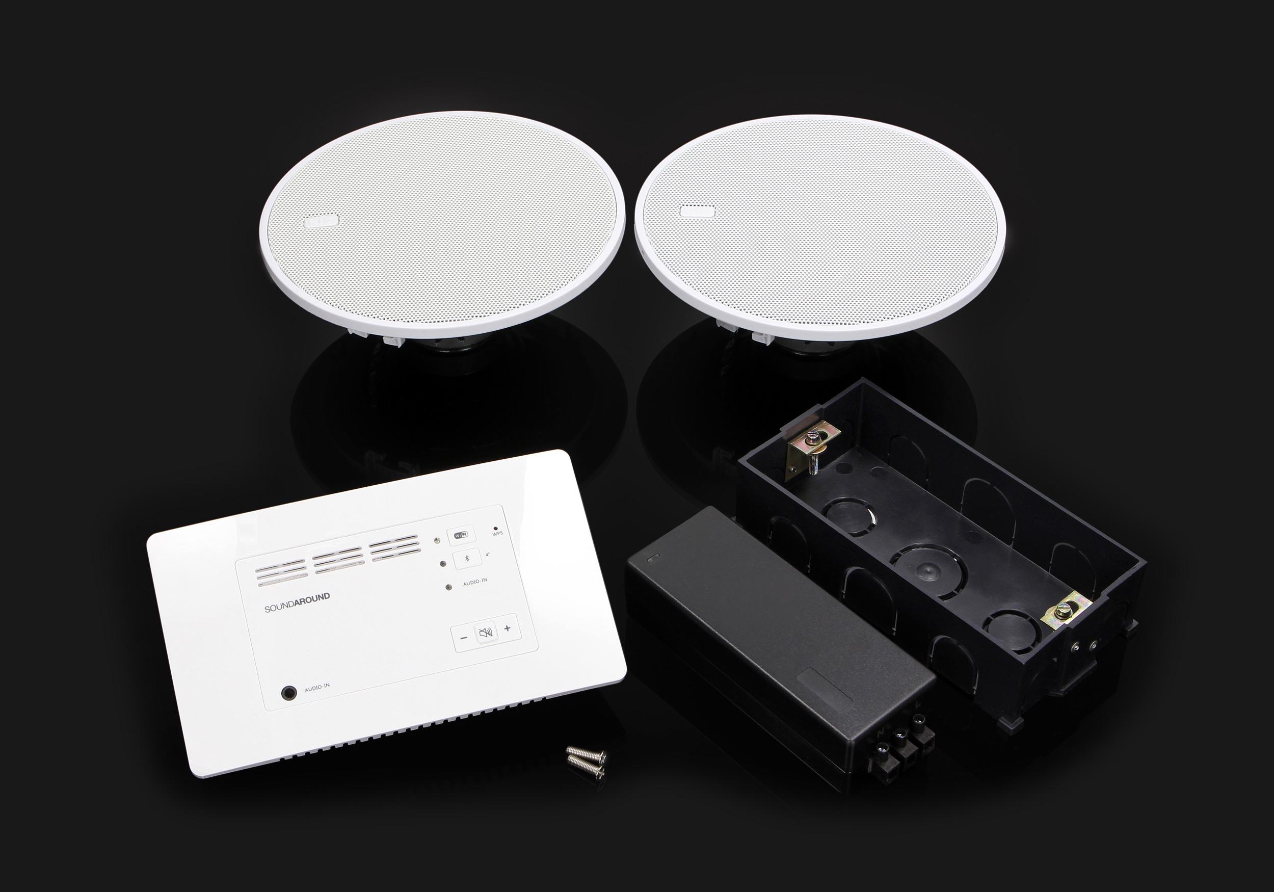 zestaw radia internetowego do kuchni lub salony Eis Sound